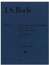 Bach, J.S. (Ronnau): 6 Sonatas & Partitas, BWV1001-1006 - URTEXT (violin) Henle
