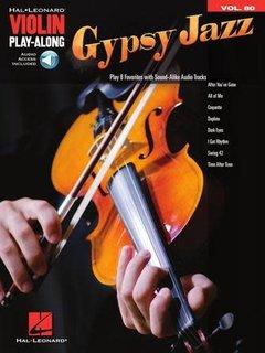 HAL LEONARD Gypsy Jazz (violin) HL