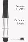 Hagen, Daron: Suite for Violin