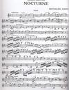 Hahn, Reynaldo: Nocturne in Eb Major (Violin & Piano)