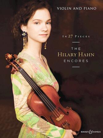 HAL LEONARD Hahn: The Hilary Hahn Encores in 27 Pieces (violin, piano) BH