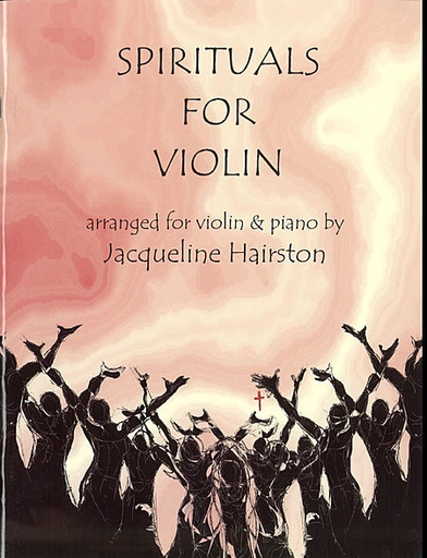 Carl Fischer Hairston, Jacqueline: Spirituals for Violin (Violin & Piano)