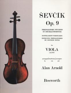 Bosworth Sevcik (Arnold): Op.9 (viola) Bosworth