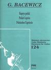 Carl Fischer Bacewicz, Grazyna: Polish Caprice (violin solo)
