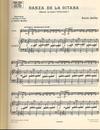 HAL LEONARD Halffter, Ernesto: Danse de la Gitane (violin & piano)