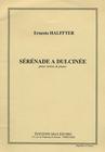 HAL LEONARD Halffter, Ernesto: Serenade a Dulcine (violin & piano)
