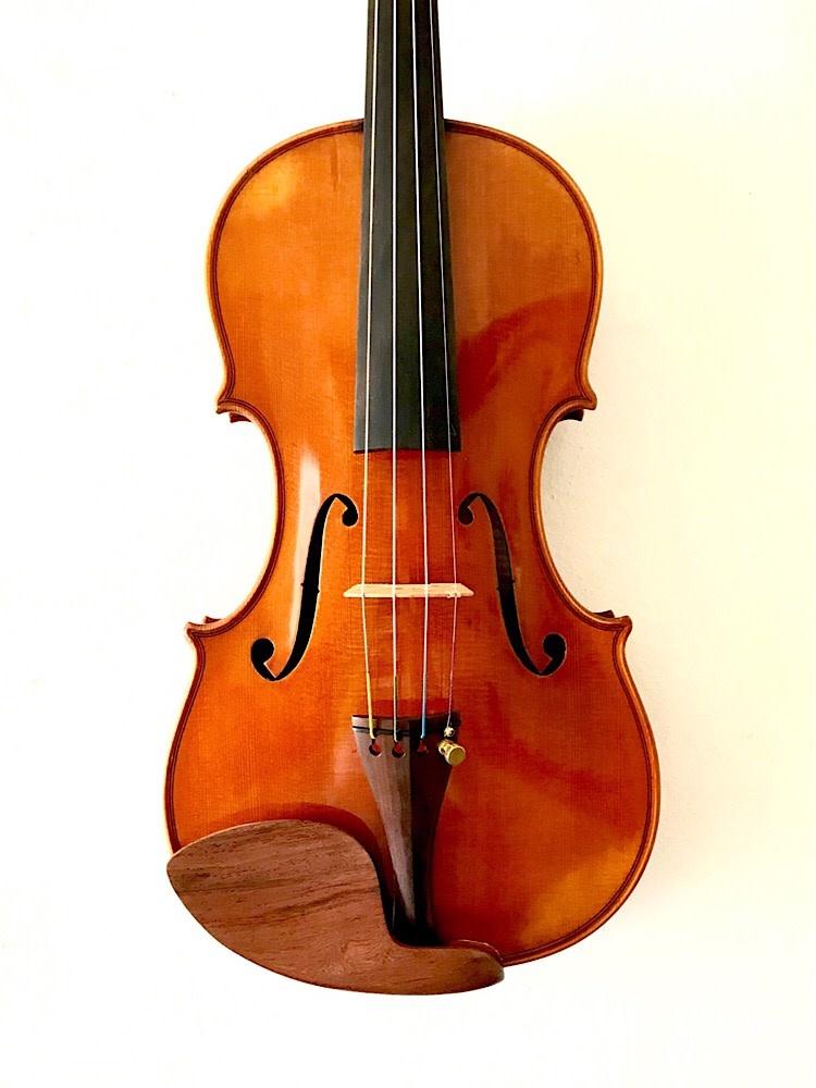 L.G. Chen violin, 2016 Win model 300, Souzhou, CHINA