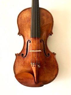 Japanese Andreas Preuss violin, 2017, Tokyo, JAPAN, Leduc del Gesu model