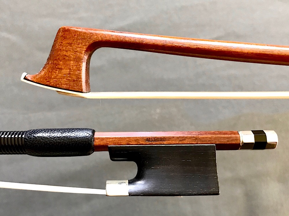 Swiss ALLEGRO violin bow, Swiss Made