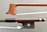CONRAD GÖTZ** violin bow ebony/silver