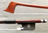 PENZEL viola bow, silver/ebony
