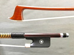 Götz CONRAD GÖTZ silver / ebony viola bow, GERMANY