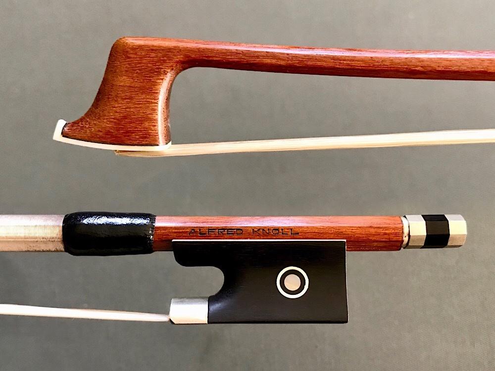 1/4 Alfred Knoll #233K violin bow