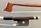 Götz CONRAD GÖTZ viola bow, nickel/ebony