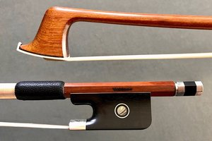 "Sousa SOUSA ""Valdecir"" Classic 4/4 viola bow, Brazil"
