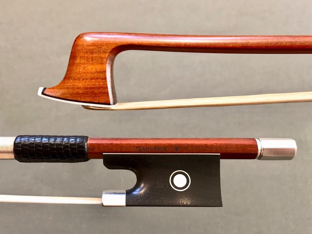 JonPaul JonPaul Pernambuco violin bow, one star