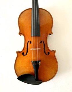 Belgian Pierre Marcel #6, Strad 1716 model violin, Belgium