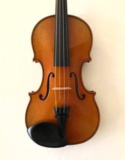 Belgian Pierre Marcel Deluxe, Guarneri del Gesu 1742 model violin, Belgium