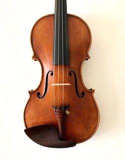 Kurt Jones violin, Guarneri model 1742, Honolulu, 2018
