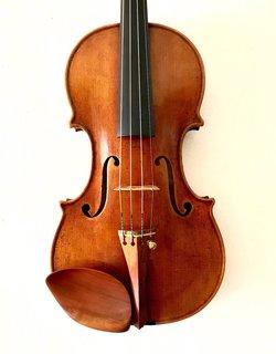 Christopher Germain 4/4 violin, #147, Philadelphia,  2018