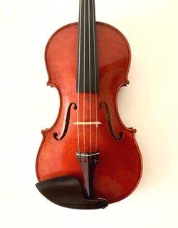 Charles Rufino violin, 2019, Long Island, NY, USA