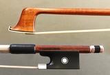 Arcos Brasil Arcos Brasil violin bow silver, round