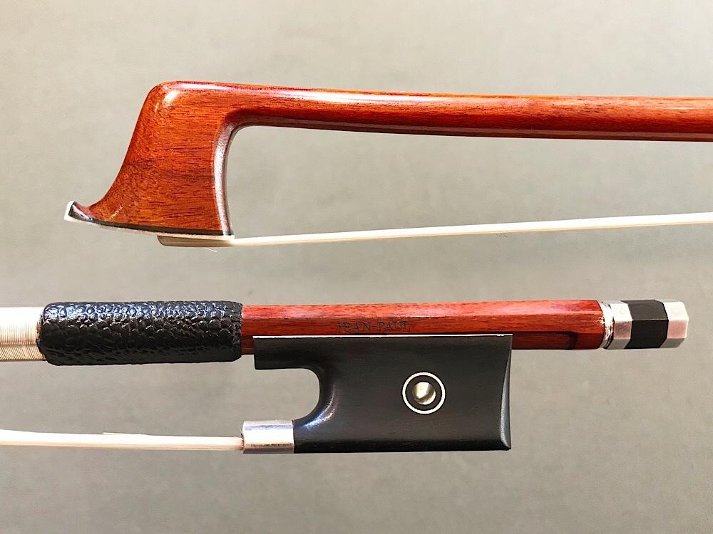 "JonPaul JeanPaul ""VUILLAUME"" copy silver violin bow"