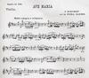 Carl Fischer Schubert, Franz (Hauser): Ave Maria (violin & piano)