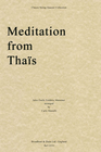 Carl Fischer Massenet, Jules: (Martelli) Meditation from Thais (string quartet)