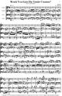 Carl Fischer Handel, G.F. (Martelli): Would You Gain the Tender Creature (string quartet)