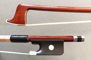 A. Knoll pernambuco viola bow