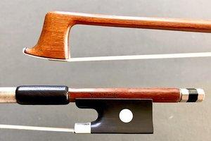 Joh. Schneider Pernambuco Violin Bow, Octagonal, GERMANY