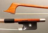 Marco Raposo Marco Raposo cello bow, silver/ebony