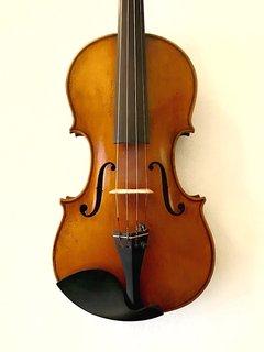 Stefan Petrov Superior violin, Amati model, European wood, #599, 2012