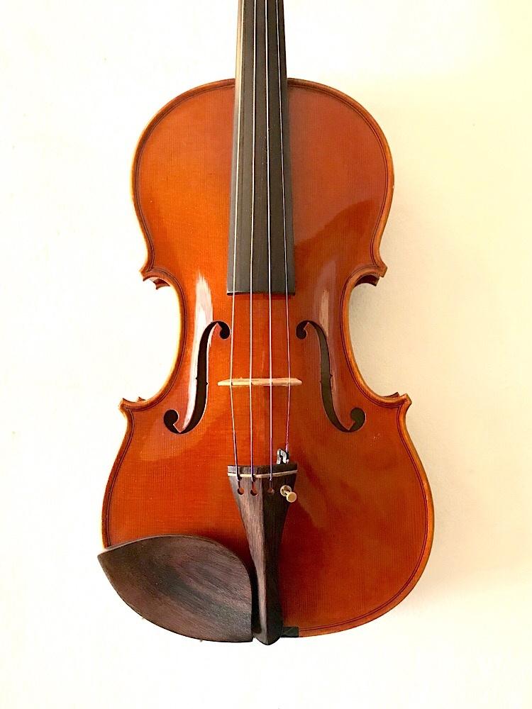 Musafia Dimitri Musafia violin, 1991, Cremona