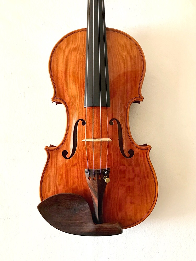 Aubert Georges Michel Violin #71, 2002, Mirecourt, FRANCE ***CERT***