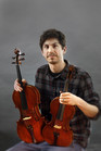 "Marinos Glitsos 16 1/8"" viola, 2019, St. Paul, USA"