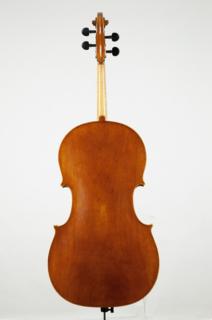 William Scott, cello, 2016, Minneapolis, USA