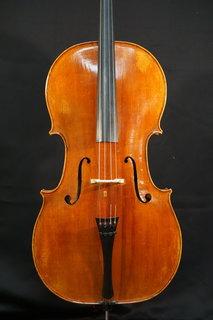 A. Christopher Ulbricht cello, Oberlin, USA, 2018