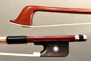 Pernambuco cello bow, very good quality