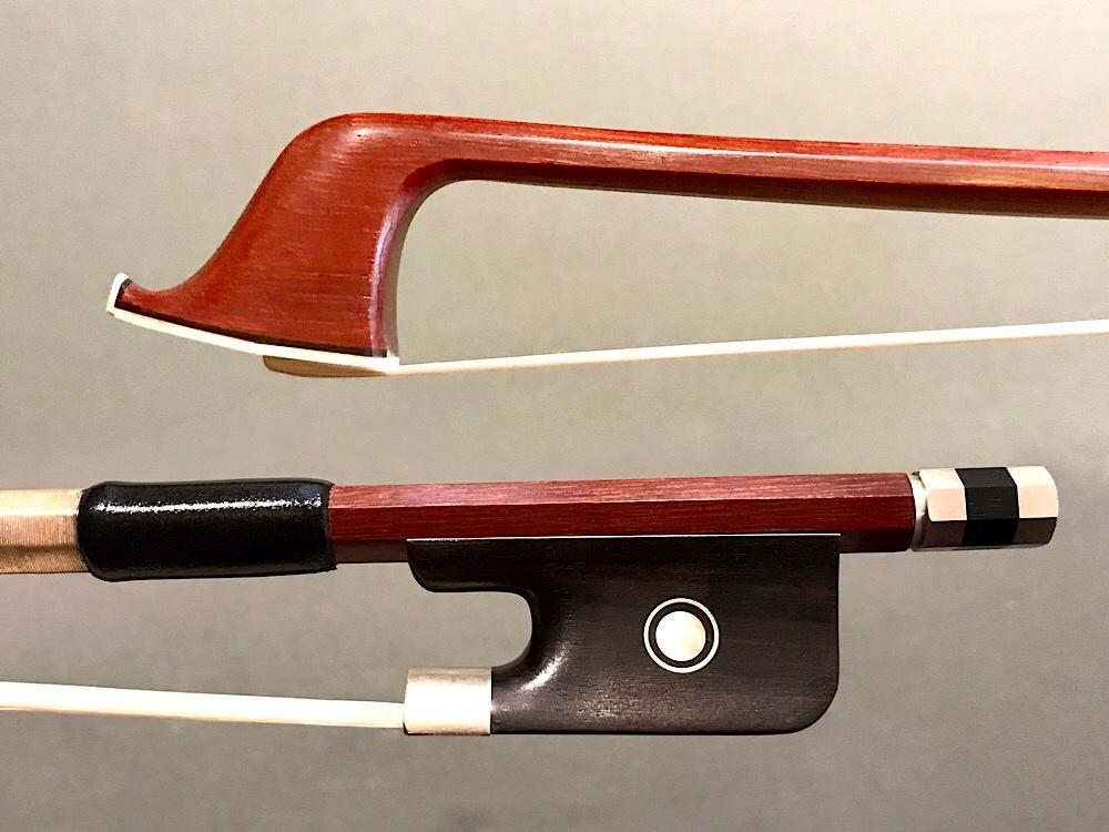 Pernambuco cello bow, very good quality