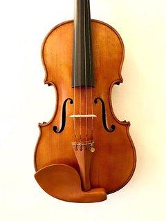 "Hermann Geipel violin, ""Earl"" Strad 1722 copy, ca 1930, Saxony GERMANY"