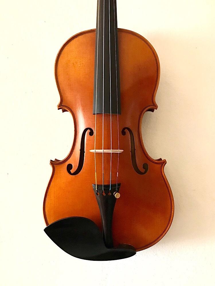 Heinrich Gill Heinrich Gill 4/4 MONZA violin, GERMANY