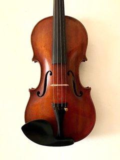 Joh. Bapt. Schweitzer 1813 label violin, GERMANY, imported by Ferron & Kroeplin, Chicago