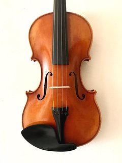 Callegari Ettore Callegari 4/4 Strad copy violin, 2018, European tone wood