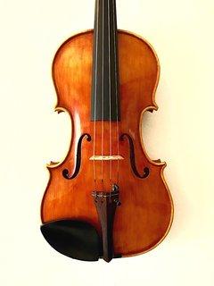 Italian Domenico Fantin violin, 2007, Varese, ITALY