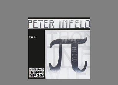 Violin Strings, Peter Infeld