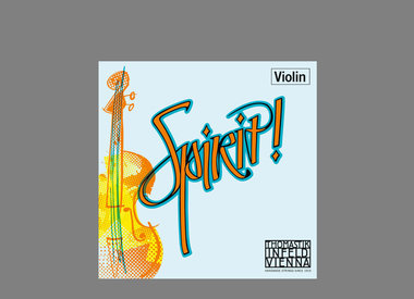 Violin Strings, Spirit