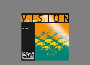 Violin Strings, Vision Titanium Solo