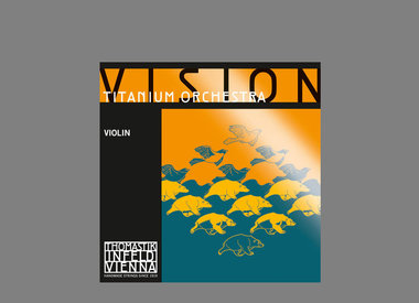 Violin Strings, Vision Titanium Orchestra